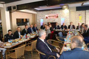 Bahçeşehir Koleji Of'ta kahvaltıda buluşturdu