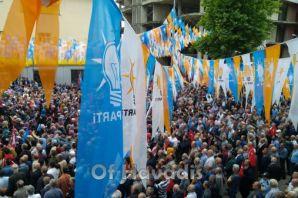 Bakan Soylu Oflulara seslendi, AK Parti açılışı ya