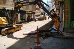 Barbaros Caddesi'nde değişim başladı