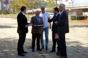 Beşirli Spor Temalı Park'ın ihalesi 26 Ekim'de