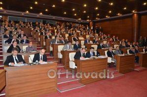 Trabzon Büyükşehir Meclisi ilk toplantısını yaptı