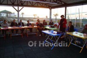 CHP Kadın Kollarından Emel Saral'a destek
