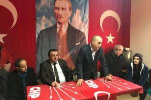 Of CHP Hayır kampanyasını başlattı