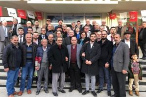 CHP'de Kaptanoğlu yeniden başkan
