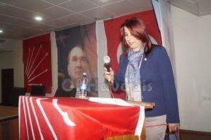 CHP'nin kongresinde Kaptanoğlu yeniden başkan seçi