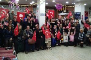 Cumder Afrin'de kahraman ordumuz ile savaşmaya haz