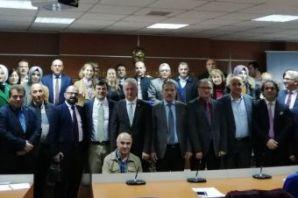 DKBB'den belediye çalışanlarına Rize ve Trabzon'da