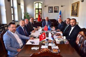 Doğu Karadeniz Belediyeler Birliği Encümeni Trabzo