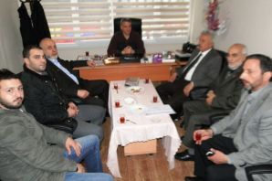 Saadet'ten Medya Ziyareti