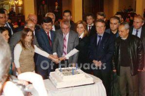Başkan Gümrükçüoğlu Gazetecileri kahvaltıda ağırla