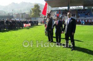 29 Ekim 2013 Cumhuriyet Bayramı kutlandı
