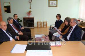 Anadolu Lisesi Müdürleri Of'ta toplandı