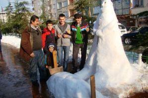 Oflu Kardan Hoca Fenerbahçe'nin cenazesini kıldırd