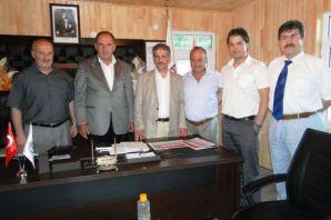 Genel Müdür Hasan Albayrak Ballıca'da
