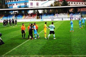 Ofspor Kartalspor'a mağlup oldu