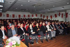 CHP'nin Of Belediye Başkan Adayı Emel Saral