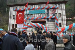 Yakup Türköz Özel Eğitim Mesleki Eğitim Okulu açıl