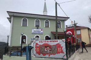 Dağalan Akyazıcılar Medine Camii ibadete açıldı