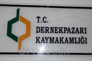 Kaymakam Erkovan'dan muhtarlara teşekkür