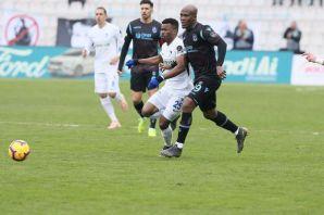 Trabzonspor Erzurumspor Nwakaeme ile geçti