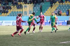 Ofspor Esenler Erokspor'a uzatmalarda mağlup oldu