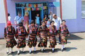 Eskipazar Okulundan eğlenceli sergi açılışı