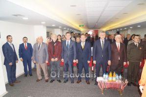 Fatih Sultan Mehmet Ortaokuluna Konferans Salonu
