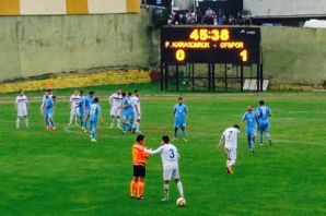 Fatih Karagümrükspor 0-1 Ofspor