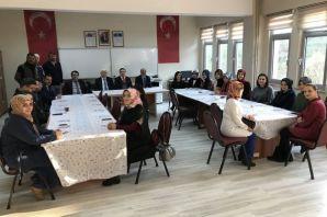 Fatih Sultan Mehmet'te karne ve açılış töreni