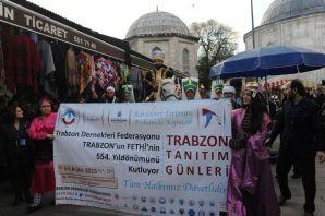 Feshane'de Trabzon rüzgarı esiyor
