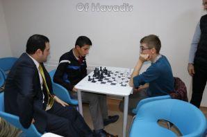 Satranç ve Futsal şampiyonları ödüllerini aldı