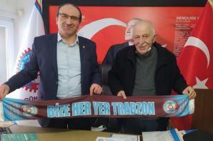 Güngören Trabzonlular Derneği Yılın Gazisini seçti