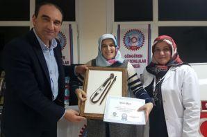 Güngören Trabzonlular Derneğinde Diploma Töreni