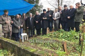 Gazeteci Halil Bayram mezarı başında anıldı