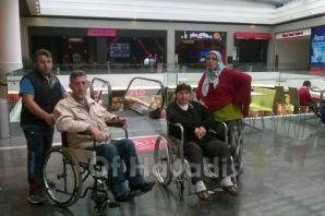 Hayrat SYDV'dan engellilere özel proje