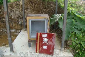 Hırsızlar Camii Yardım kasasını kırdılar