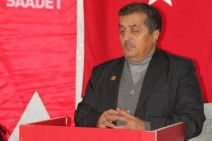 Hayrat'ın Saadet Başkanı Yıldız'dan Zeytin Dalı'na