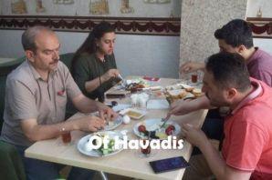 Karaca Ailesi Kahvaltıda Buluşturdu