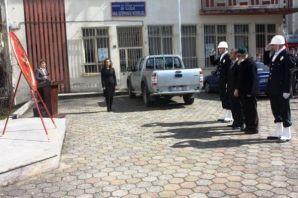 Mikdat Sarıalioğlu öğrencileri Çanakkale'yi canlan