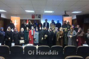 KADEM'den Kadın Yasal Hakları konferansı