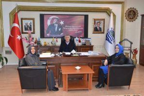 Kadem Trabzon Temsilciliğinden Başkan Sarıalioğlu'