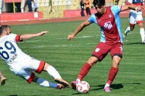 Ofspor Kahramanmaraşspor'a mağlup oldu
