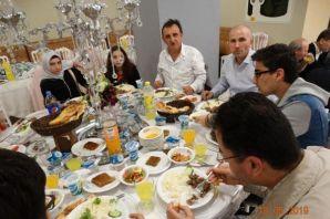 Karacalar Derneği iftar programında buluşturdu