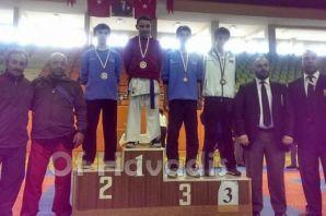 Samet şampiyon, M.Yasin ile M.Emin 3.oldu