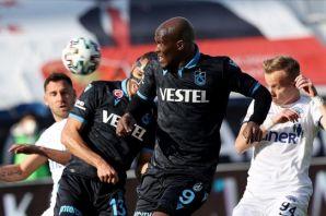 Trabzonspor Kasımpaşa'dan rovanşı aldı