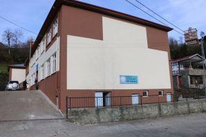 Kaymakam Fırat'tan Uğurlu Ortaokulu'na ziyaret