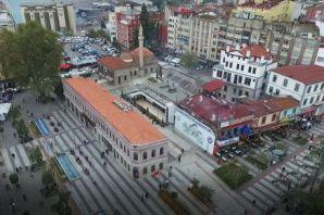 Büyükşehir Belediyesi, Trabzon'un balkonunu inşa e