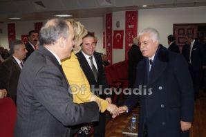 MHP Of'ta Hacıkerimoğlu ile devam edecek