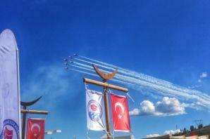 Malazgirt zaferi etkinliklerinde Trabzon rüzgarı