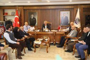 Of Belediye Meclisi 2020'nin ilk toplantısını yapt